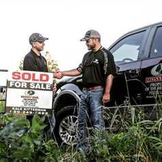 Kale Kitterman @ Mossy Oak Properties of the Heartland Fiscus Land Co