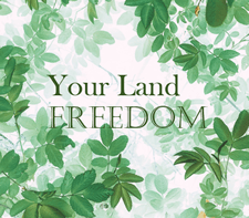 Tania Marques @ Your Land Freedom