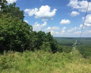 Acreage Nestled High Upon the Cumberland Plateau