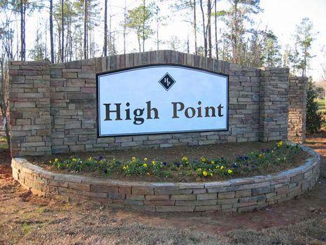 High Point Development : Milledgeville : Baldwin County : Georgia