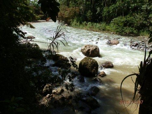 3/4 Acre Lot On Pejibaye River : Pejibaye De Cartago : Costa Rica
