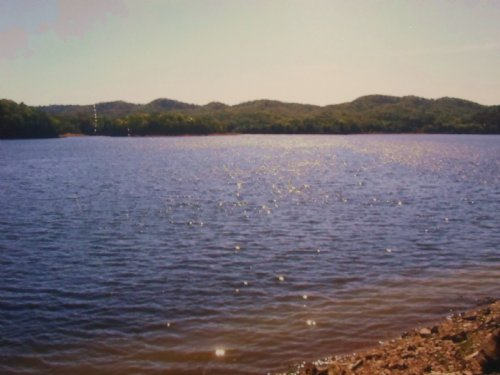319Ft Of Shoreline On Cherokee Lake : Mooresburg : Hawkins County : Tennessee