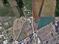 6 Ac Prime Commercial Acre Tract : Stephenville : Erath County : Texas