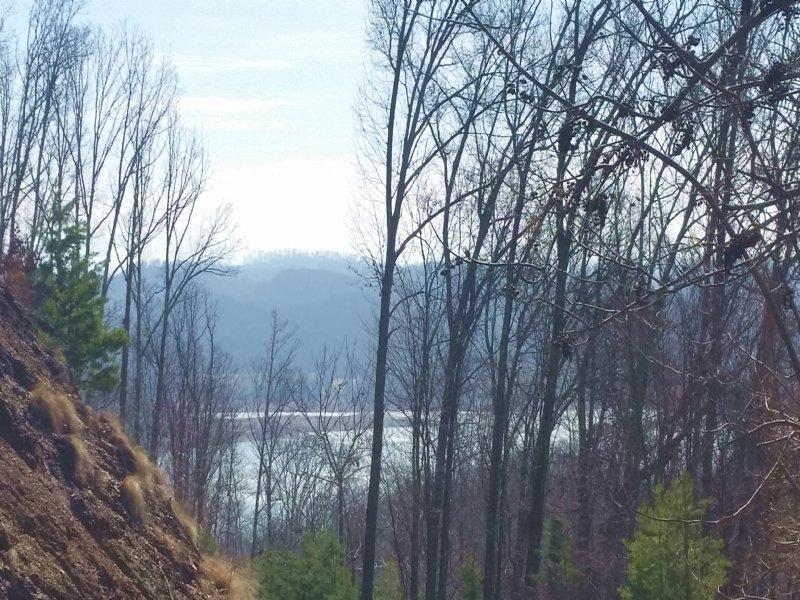 Building Lot Overlooking Lake : Mooresburg : Hawkins County : Tennessee