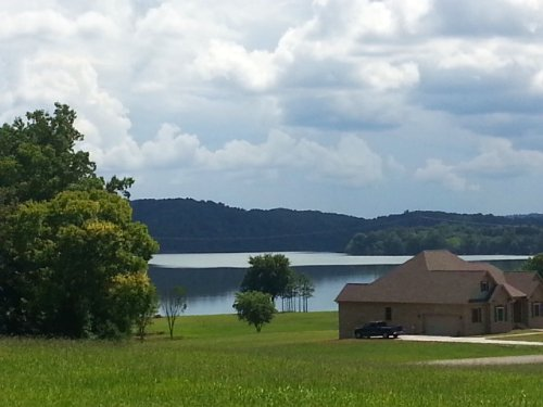 Lake View Lot In Legacy Bay : Mooresburg : Hawkins County : Tennessee