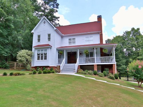 4 Bedroom Farm House On 10+ Acres : Rutledge : Morgan County : Georgia