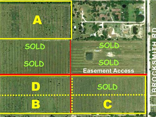 One Of Three Adjacent 9+Ac Lots : Fort Pierce : Saint Lucie County : Florida