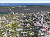 3.7Ac Estate Parcel : Jensen Beach : Martin County : Florida