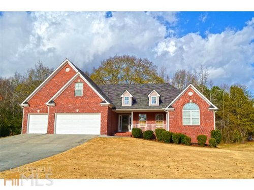Ranch Home W/ Basement On Large Lot : Loganville : Rockdale County : Georgia