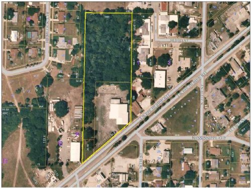 12,000sf Building On 4ac : Fort Pierce : St. Lucie County : Florida