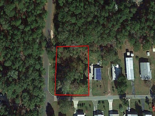 0.48 Acre Lot In Spring Hill : Spring Hill : Hernando County : Florida