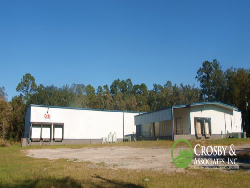 28,000 Sf Blueberry Packing House : Hawthorne : Alachua County : Florida
