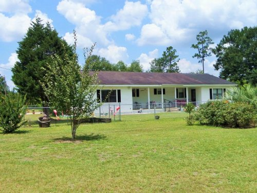 Nice Home With Land : Jesup : Wayne County : Georgia
