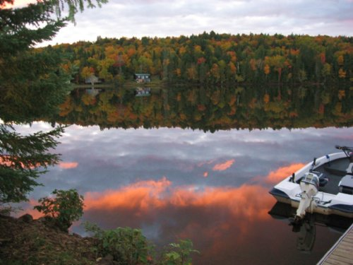 Madawaska Lake Year Round Living : Stockholm : Aroostook County : Maine