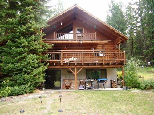 Wildlife Rendezvous : Troy : Lincoln County : Montana