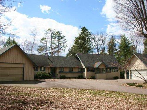 Lake Minocqua Estate : Minocqua : Oneida County : Wisconsin
