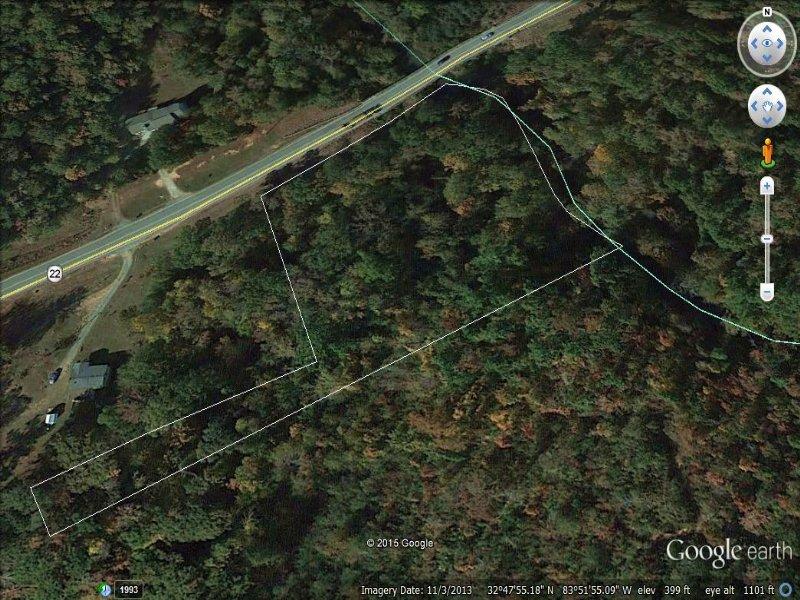 Echecone Creek Owner Say Make Offer : Lizella : Crawford County : Georgia