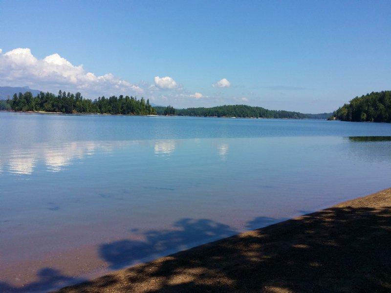 Premier Lake James Waterfront : Morganton : Burke County : North Carolina