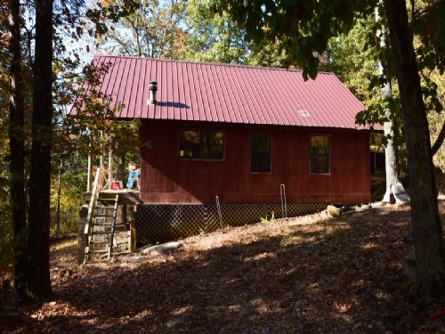 Cute Cabin In The Woods : Mountain View : Stone County : Arkansas