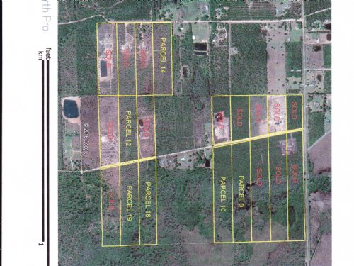 8.88 Acres - Lot 12 - Goodwin Road : Hilliard : Nassau County : Florida