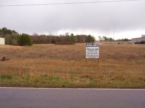 3 Ac Commercial / Industrial Tract : Inman : Spartanburg County : South Carolina