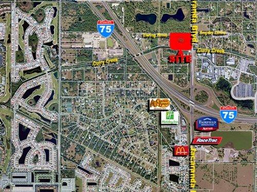Jacaranda Blvd. Development Tract : Venice : Sarasota County : Florida
