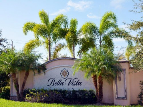 Bella Vista Isles Residential Dev : Vero Beach : Indian River County : Florida