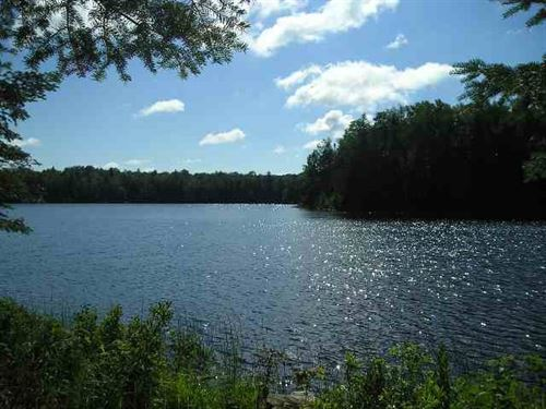 Lot 25 Secluded Pt Rd, 1092467 : Spurr Twp : Baraga County : Michigan