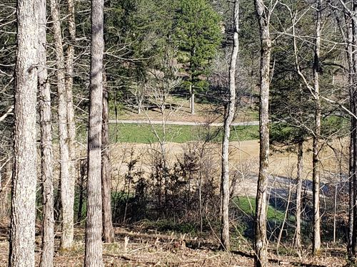 Golf Course Lot With Boat Slip : Tazewell : Claiborne County : Tennessee