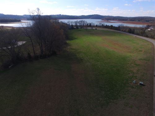 1.48 Acre Corner Lot With Lake View : Mooresburg : Hawkins County : Tennessee