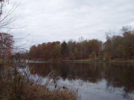 Waterfront Subdivision Lot : Sandersville : Washington County : Georgia