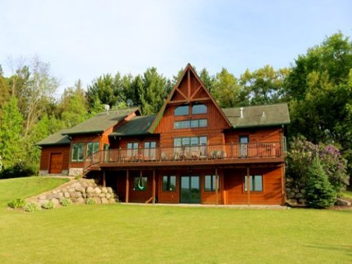 Private 15 Acres With Log Home : Verona : Dane County : Wisconsin