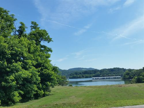 Lake Front Lot In Legacy Bay : Mooresburg : Hawkins County : Tennessee