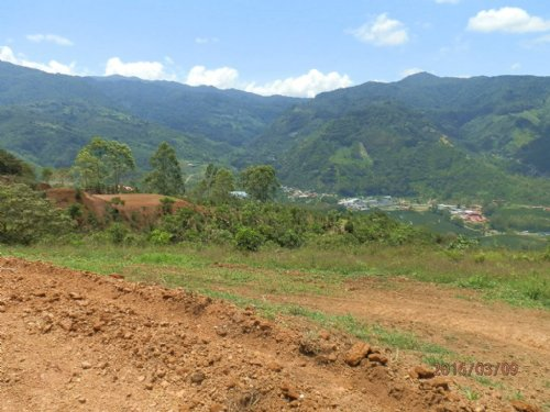 5 Lots - Your Choice - Mt.top Views : Palomo Orosi : Costa Rica