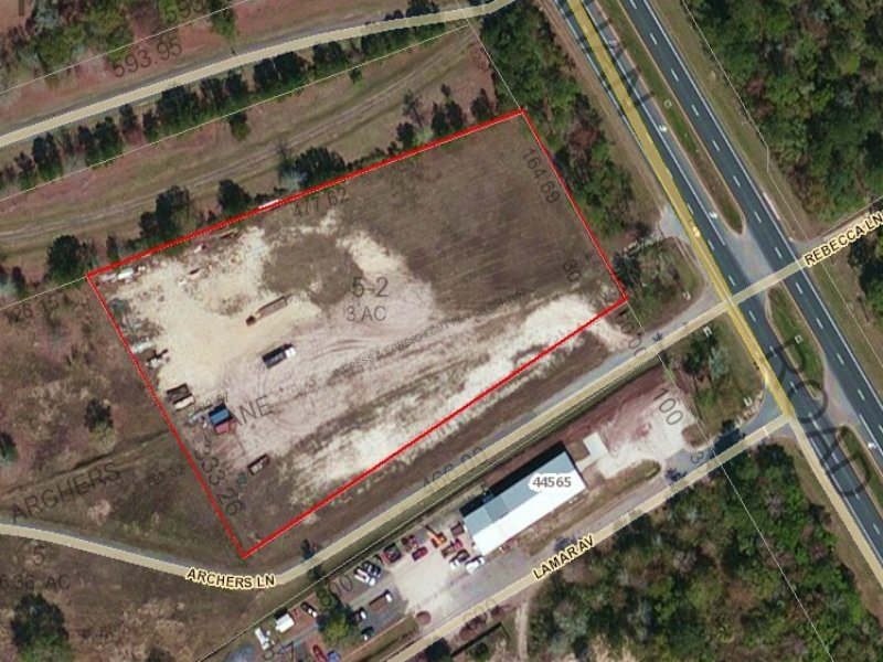 Used Food Trucks For Sale Under 5000 >> 3 Acres, Commercial : Lot for Sale : Callahan : Nassau ...