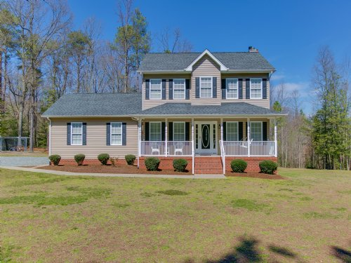 2-story Home On 3 Acres : Milford : Caroline County : Virginia