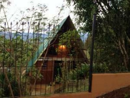 Mt A-Frame + Cabin, 1500M2 Lot : Orosi Valley : Costa Rica