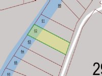 Waterfront, 0.49 Acre Land For Sale