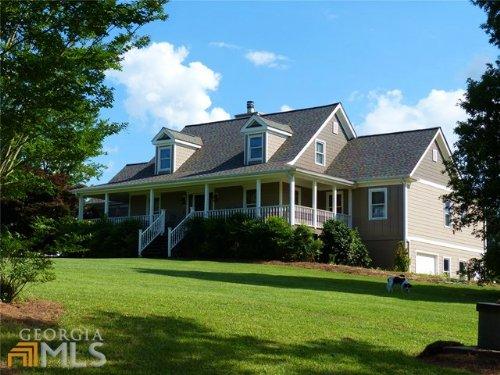 16 Acre Serene Estate W/ Cape Cod : Monroe : Walton County : Georgia