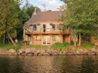 Cambolasse Pond Year Round Home : Lincoln : Penobscot County : Maine