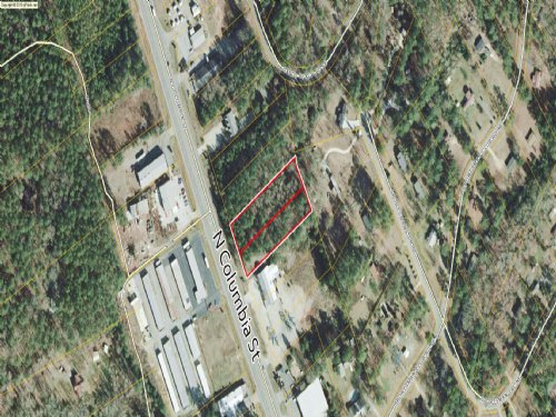 2 Acres For Sale : Milledgeville : Baldwin County : Georgia