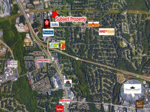 2.25 Acres For Sale : Forest Park : Clayton County : Georgia