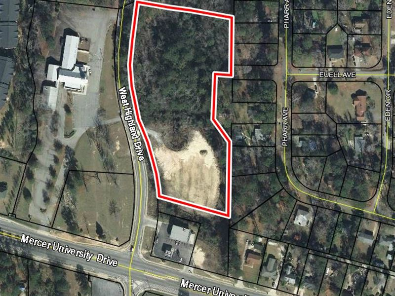 Excellent Development Opportunity : Macon : Bibb County : Georgia