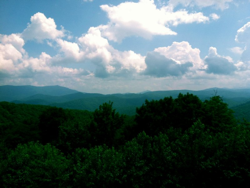 Nc's Best Skiing & Hiking : Elk Park : Avery County : North Carolina