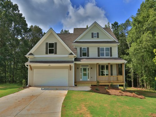 New Construction On 5 Acres : Covington : Walton County : Georgia