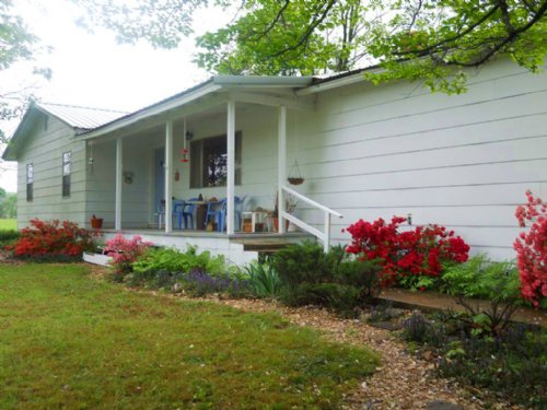3 Bed Home On 4.11 M/l Acres : Welling : Cherokee County : Oklahoma