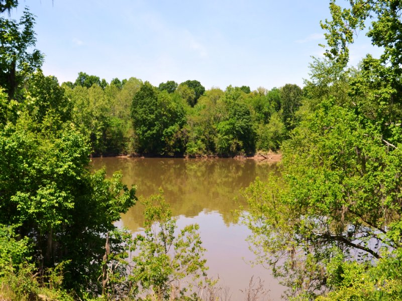 Merging Rivers, River Lots For Sale : Montgomery : Montgomery County : Alabama
