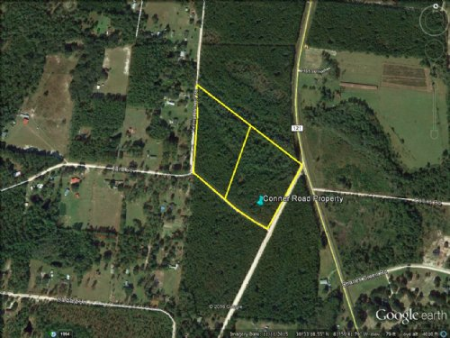 10 Acres, Jane Ln : Hilliard : Nassau County : Florida