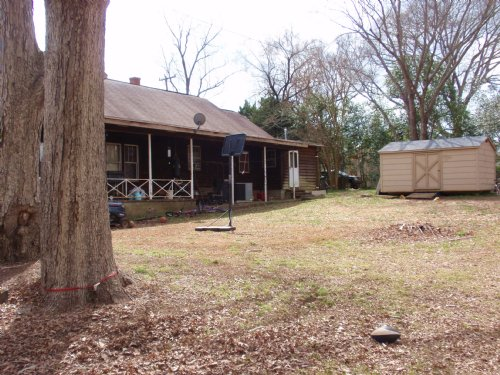 4 Acres With 2 Rental Houses : Spartanburg County : South Carolina