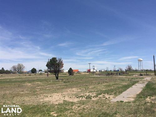 Prime Highway Development Property : Kit Carson : Cheyenne County : Colorado
